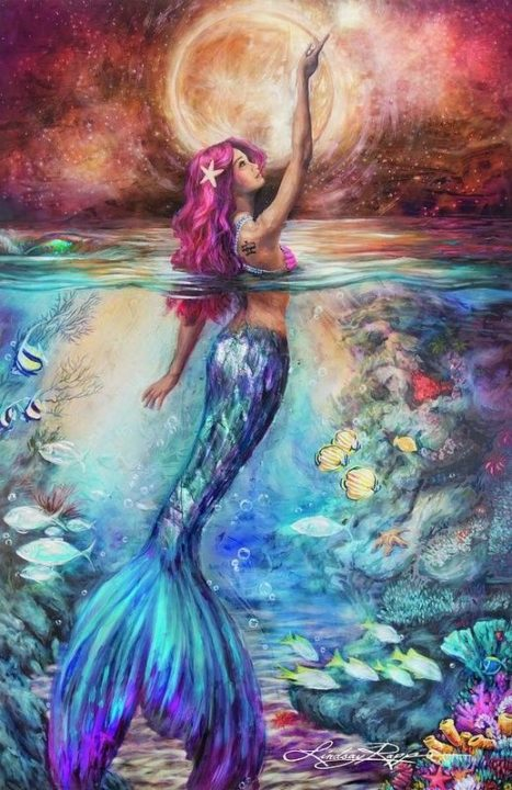 The Top 3 Secrets For Connecting To Your Inner Mermaid