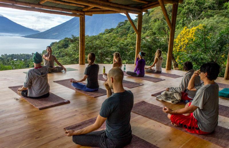 300 HR Yoga Teacher Training Module 1: Explore In Guatemala
