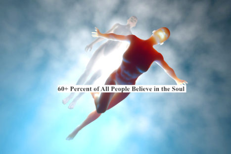 60+ Percent Of All People Believe In The Soul