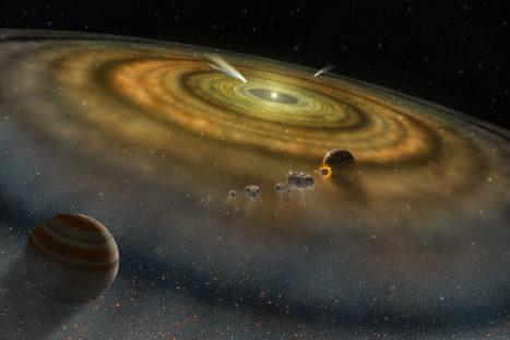 Sacred And Non-Sacred Planets