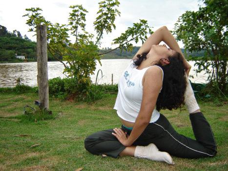 2 Yoga Poses To Challenge You