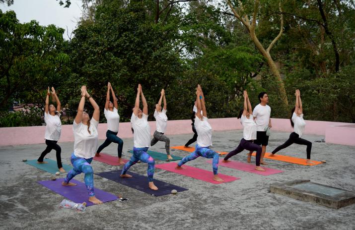 200 Hour Kundalini Yoga Teacher Training Program In Rishikesh