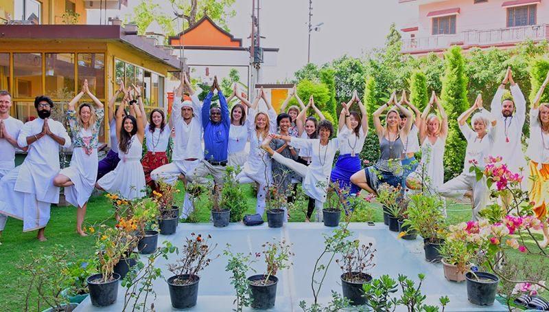200-Hour Yoga Teacher Training In India