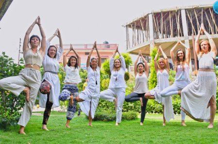500 Hour Yoga Course In Rishikesh