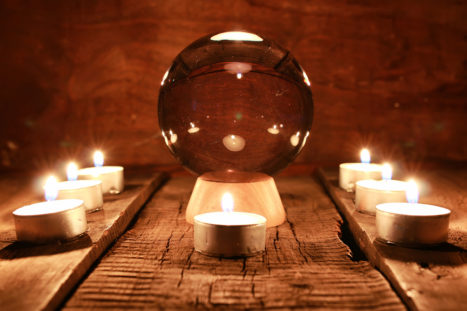 New Moon Crystal Ritual With Black Moonstone