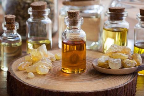 Chakra Balance And Essential Oils