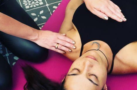 Reiki + Meditation Healing Circle