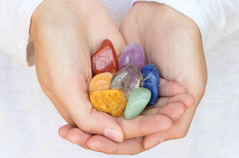 Chakra Pocket Stones