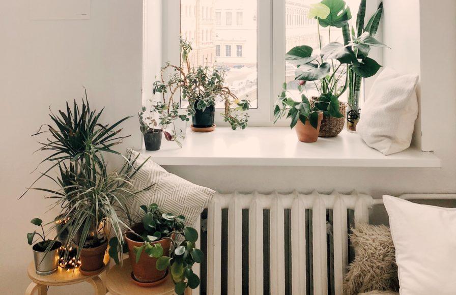 A neutral tone home creates an oasis of calm.