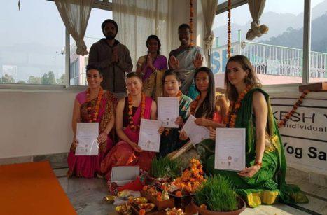 300 Hour Yoga TTC In Rishikesh