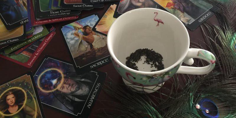 Tarot & Tea Leaf Experience, Bohemian Style