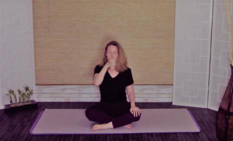 Yoga Sleep Hack | Pose & Breathe