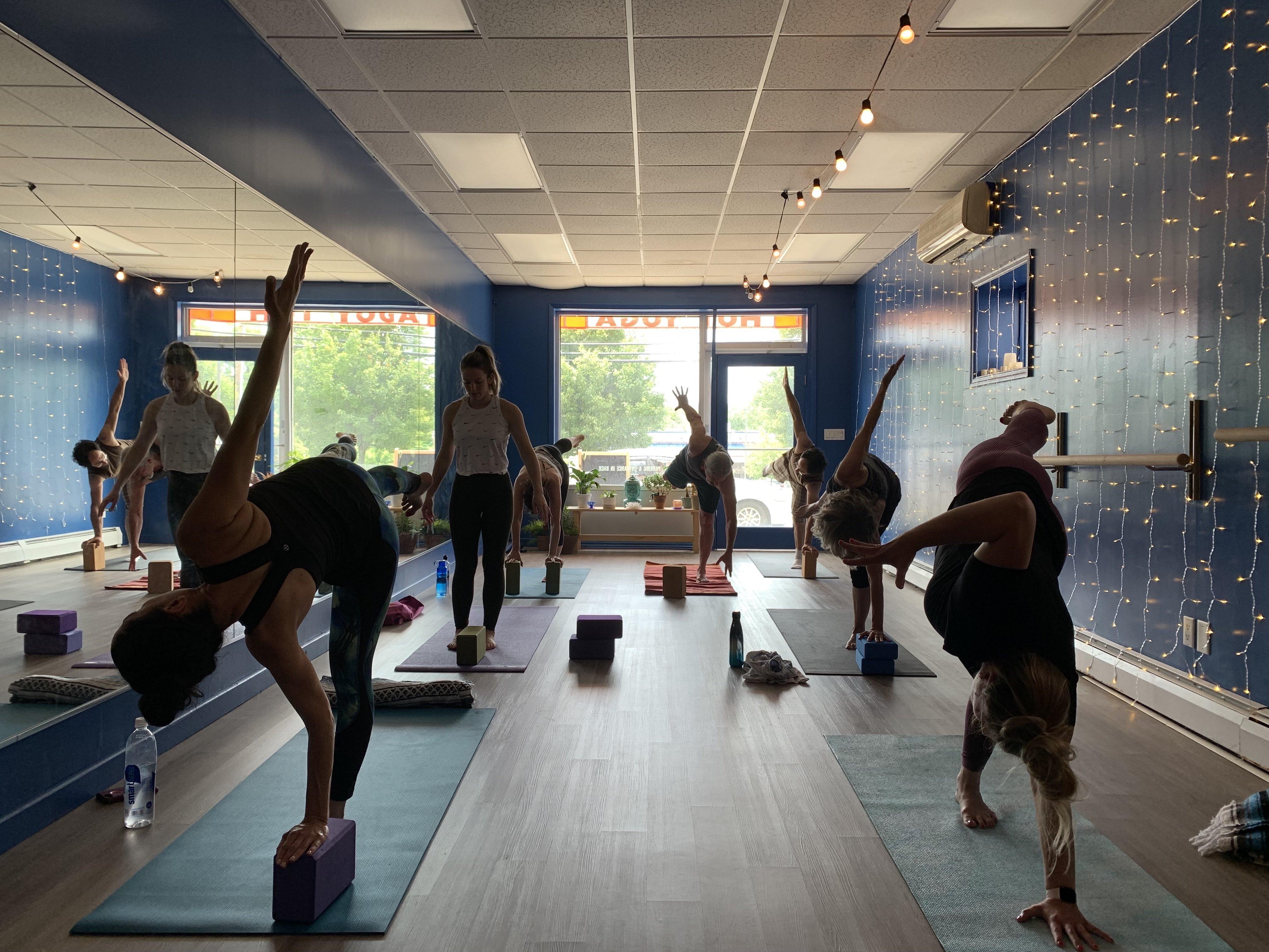 Saugerties Yoga