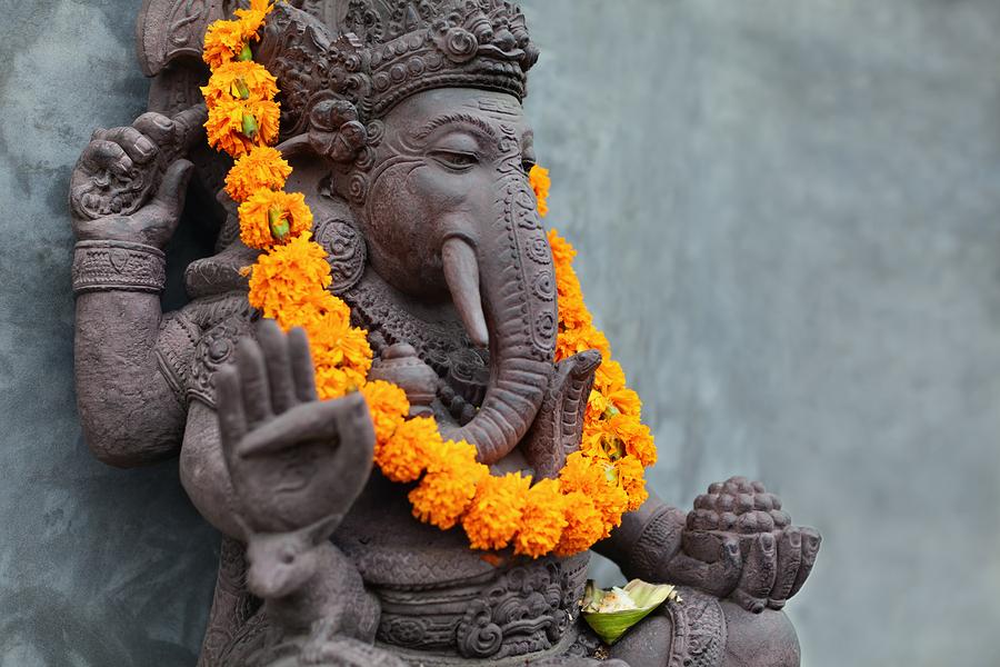 Ganesh has powerful mantras for abundance and wealth.