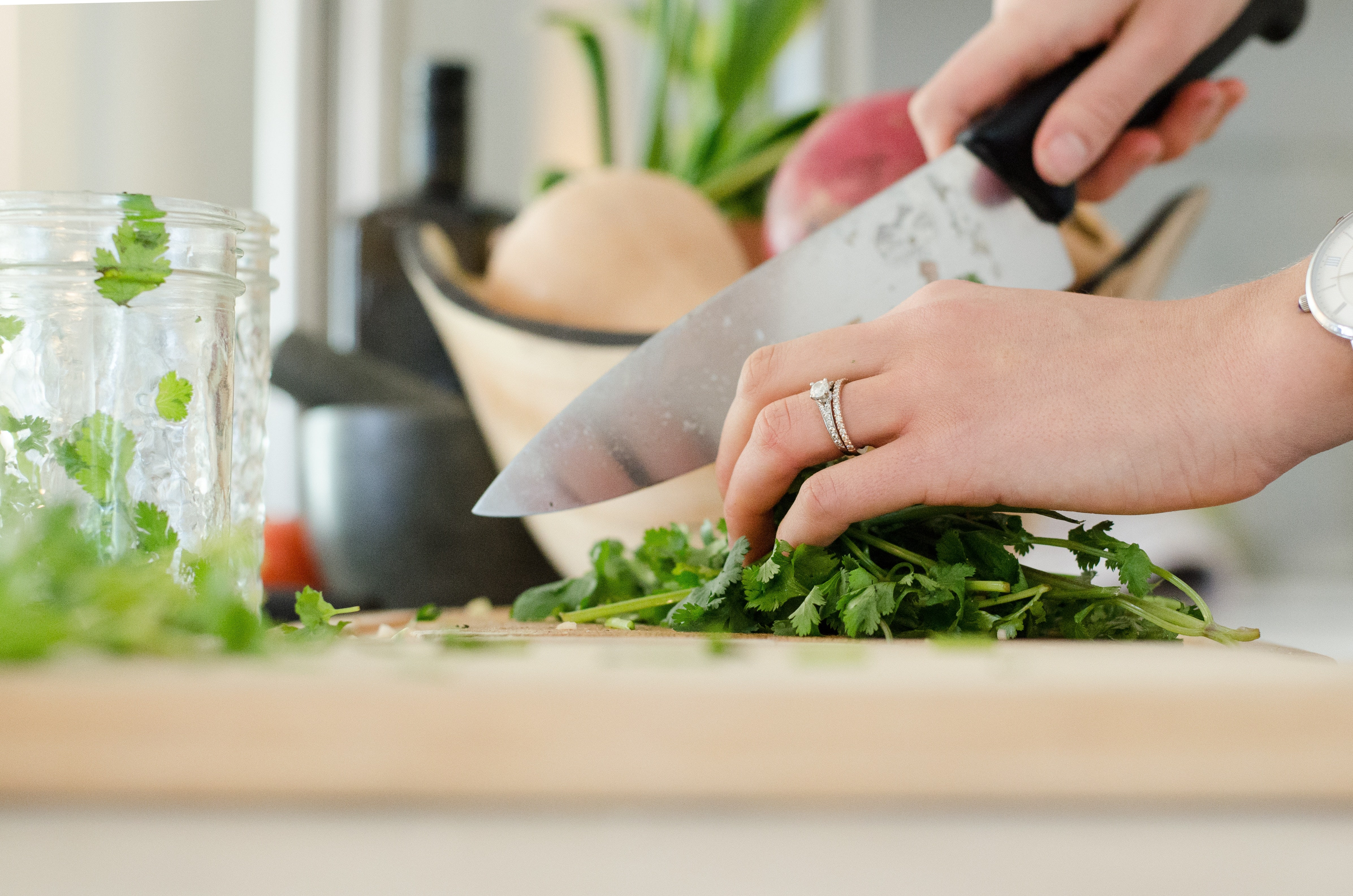 Creating a mindful kitchen is easier than you think!