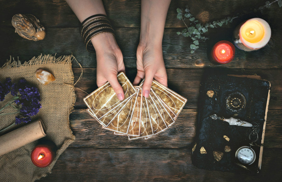 Here's how you can develop your psychic abilities.