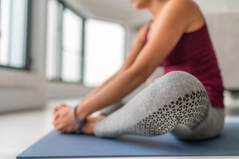 4 Ways To Release Your Psoas Muscle