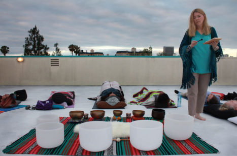 Moonlight Yin Rooftop Soundbath