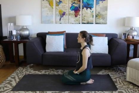 Total Body Yoga Flow