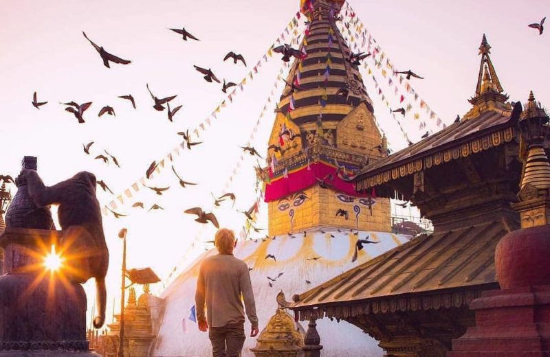 Spirit Of Nepal Pilgrimage And Yoga Retreat March 2020