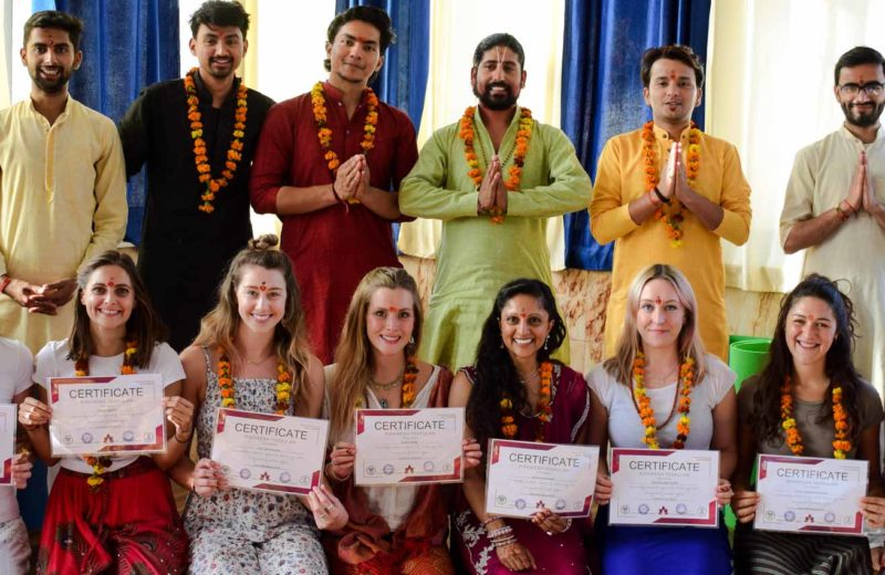 Certified 100 Hour Yoga Teacher Training Course In Rishikesh, India