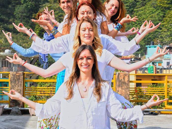 100-Hour Yoga Teacher Training In Rishikesh, India 2019