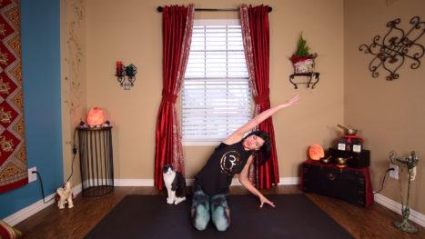 🌞 Morning Full Body Slow Flow Yoga For Tin Men & Women