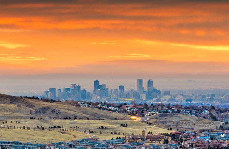 The Big Quiet In Denver: A Mass Meditation At Stanley Airplane Hangar