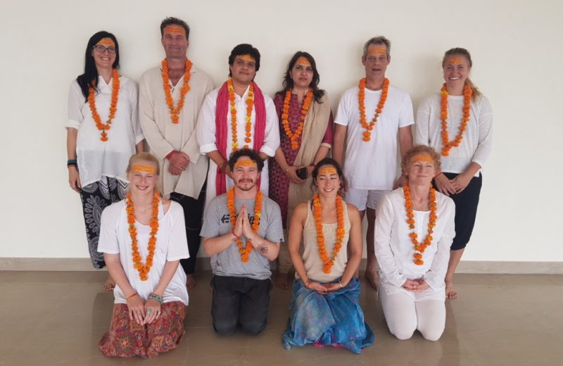 200 Hour Hatha Yoga Teacher Training Course In Rishikesh