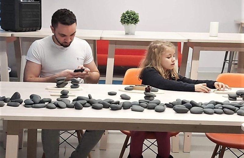 Interactive Zen Exhibition :  Myoku