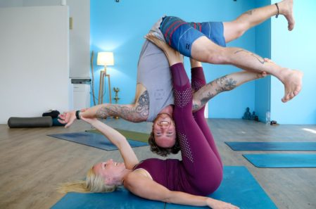 Byron Bay Rainbow Partner Yoga Teacher Training-November 2020