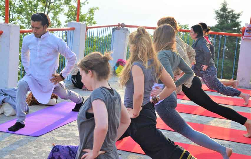 Yoga Detox Therapy