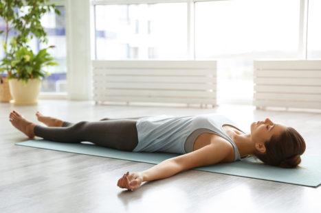 Yoga Nidra – Final Relaxation