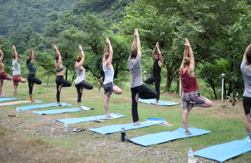 Best Yoga Teacher Training School In Rishikesh