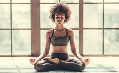How Yoga & Breathing Exercises Can Immensely Help Women With Asthma