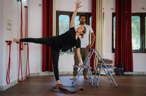 200 Hour Multi-Style Yoga Teacher Training in Rishikesh, India