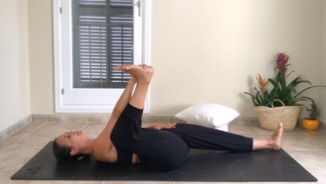 Apertura Caderas Y Corazon Yoga En Español