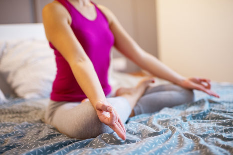 Who Else Wants To Meditate Without Falling Asleep?