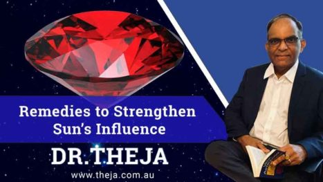 Remedies To Strengthen Sun's Influence In A Horoscope