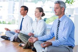 Yoga At The Workplace: A Practical Solution