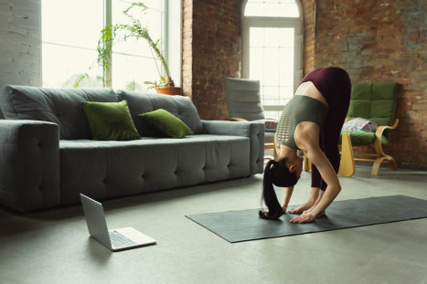 Why Online Yoga Is The Future
