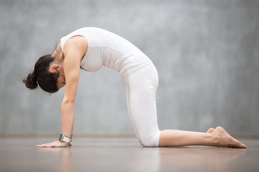 Yoga Poses That Teach You Love By Opening The Heart
