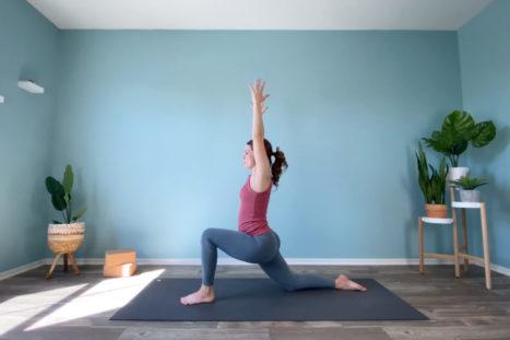 Full Body Beginner Yoga – No Props Needed