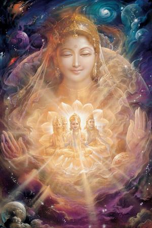Goddess Durga And Her Divine Manifestation