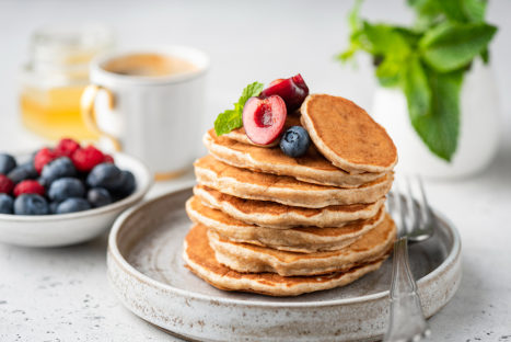 5 Healthy/Vegan-Friendly Meals For Breakfast