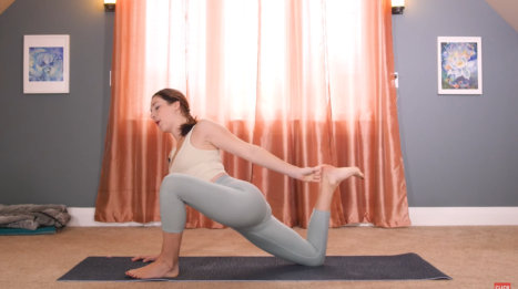 yoga with kassandra author at sivana east