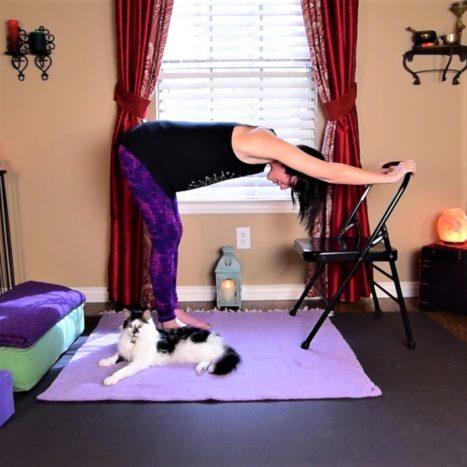 Restorative Yoga For Low Back & Sciatica Relief