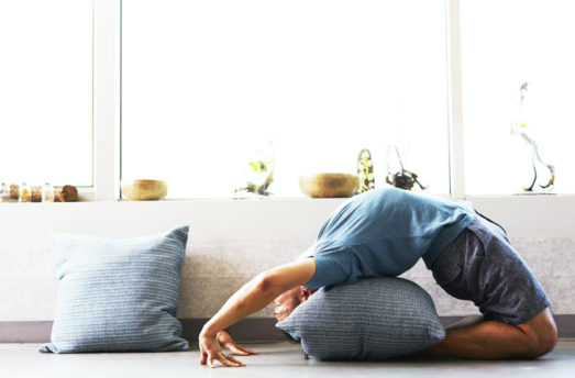5 Tips For Doing Yoga At Home