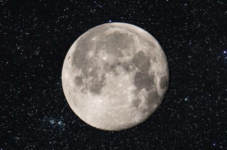 The Full Moon Of Success