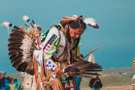 The Native American Spiritual Practice Of The 'Sundance'